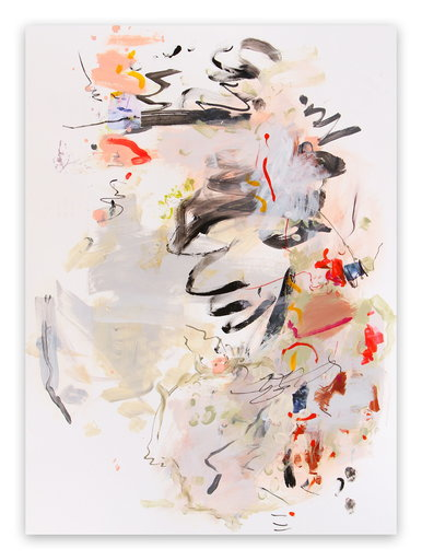 Gina WERFEL - Painting - Notation