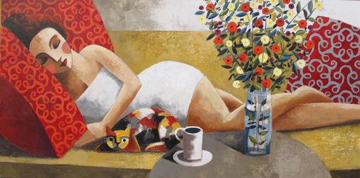 Didier LOURENÇO - Pintura - Migdiada (Siesta)