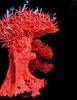DIGEMA - Sculpture-Volume - Les messagers (VENDUE)