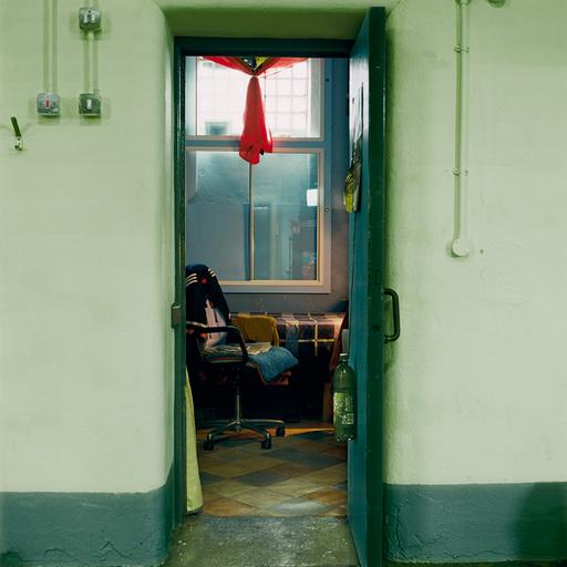 Mary KELLY - Fotografia - Room 8 (The Landing)
