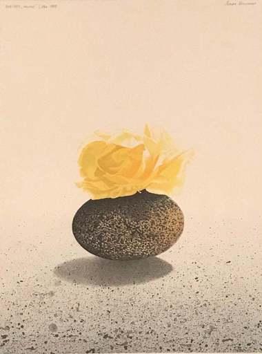 Anne HAUSNER - 版画 - Untitled