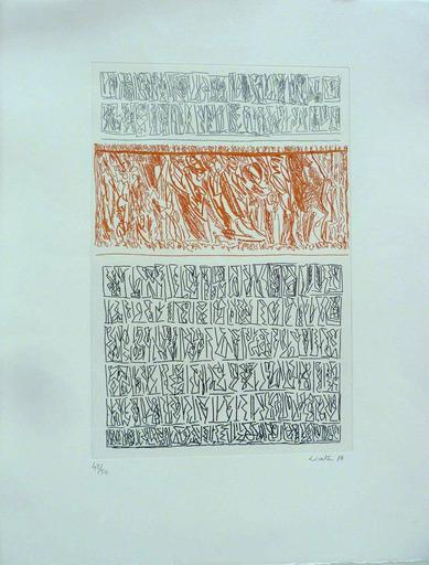 Riccardo LICATA - Print-Multiple - sans titre