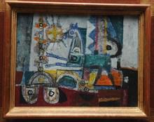 Agustín UBEDA - Painting - CHEVAL