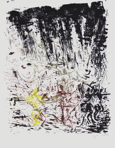 Susan ROTHENBERG - Print-Multiple - Spinning