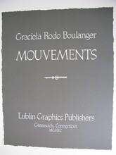 Graciela RODO BOULANGER - Print-Multiple - *Mouvements Porfolio