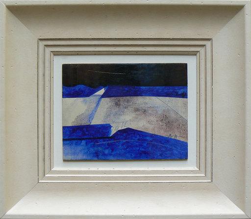 Piero RUGGERI - Painting - Paesaggio NF161