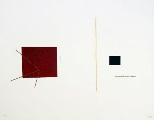 Waltercio CALDAS - Stampa-Multiplo - Without title 6