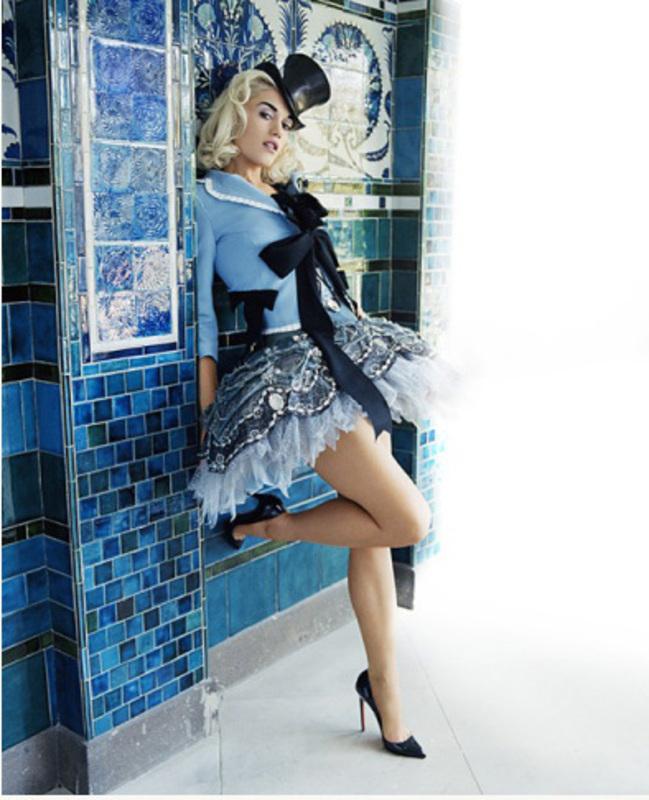 Lorenzo AGIUS - Photography - Gwen Stefani