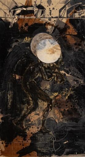 Bruno CECCOBELLI - Painting - Come comete