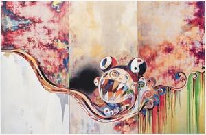 Takashi MURAKAMI - Grabado - 727-272