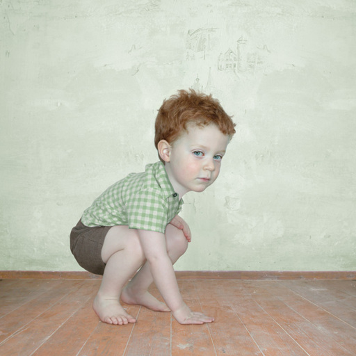 洛蕾塔·卢克斯 - 照片 - Study of a Boy 1