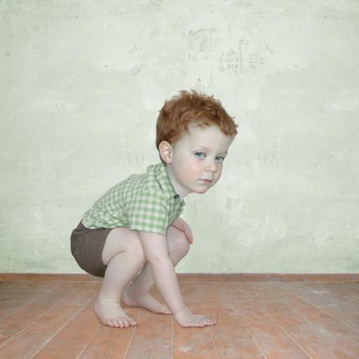 Loretta LUX - Photography - Study of a Boy 1