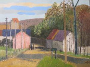 Gérard PASSET - Pintura - Sur Le Port