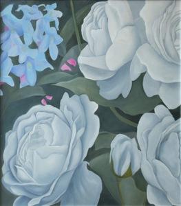Gian Marco MONTESANO - Peinture - Grazie dei fiori