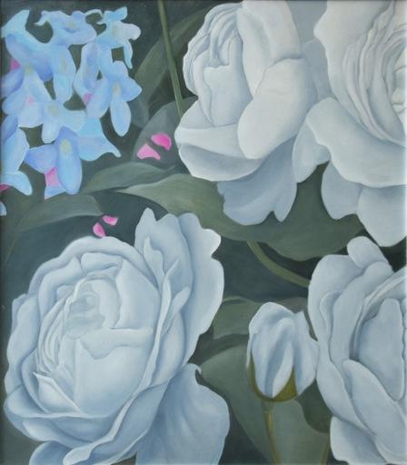 Gian Marco MONTESANO - Pintura - Grazie dei fiori