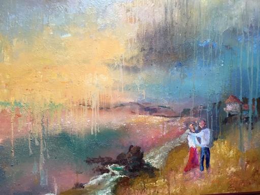 Serge SIEVIC - Peinture - nostalgie