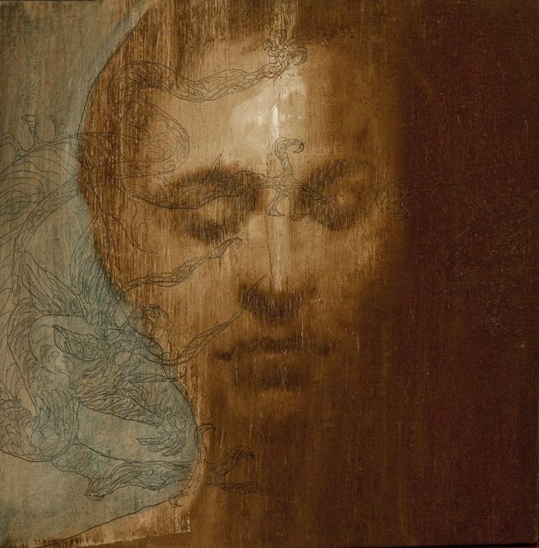 Omar GALLIANI - Gemälde - Nuovi santi