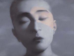 ZHANG Xiaogang - Estampe-Multiple - Boy