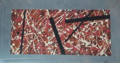 Harry BARTLETT FENNEY - Pittura - maroon ( 2005 )