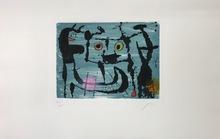 Joan MIRO - Print-Multiple - Le styx