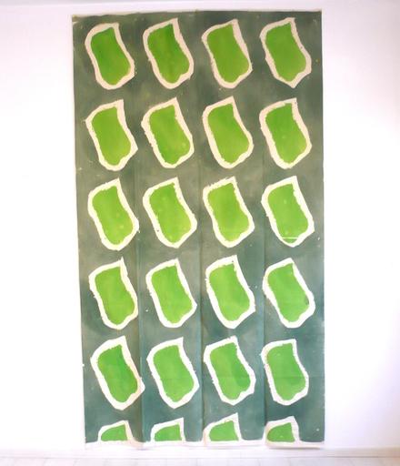 Claude VIALLAT - Painting - 2009-340