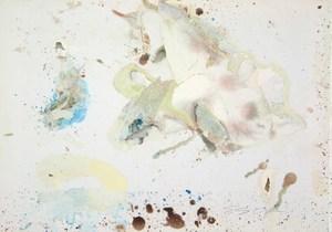 Shozo SHIMAMOTO - Pittura - Hole Esquisse