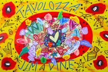 Bruno DONZELLI - Painting - Tavolozza Jim Dine