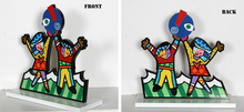 Romero BRITTO - Escultura - Prototype for Miami Children's Museum