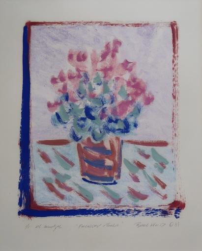 Bruce WOOD - Print-Multiple - Friendship Flowers