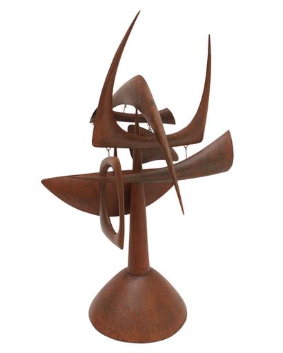 Philippe HIQUILY - Sculpture-Volume - La reorneadora