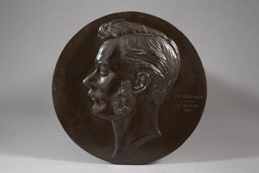 Jean-Baptiste CARPEAUX - Skulptur Volumen - JOSEPH DELATTRE