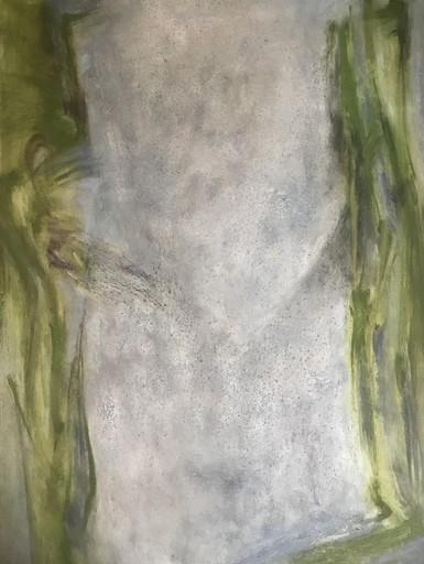 Richard LUCAS - Painting - Composition