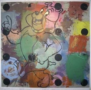 David SPILLER - Painting - Spike
