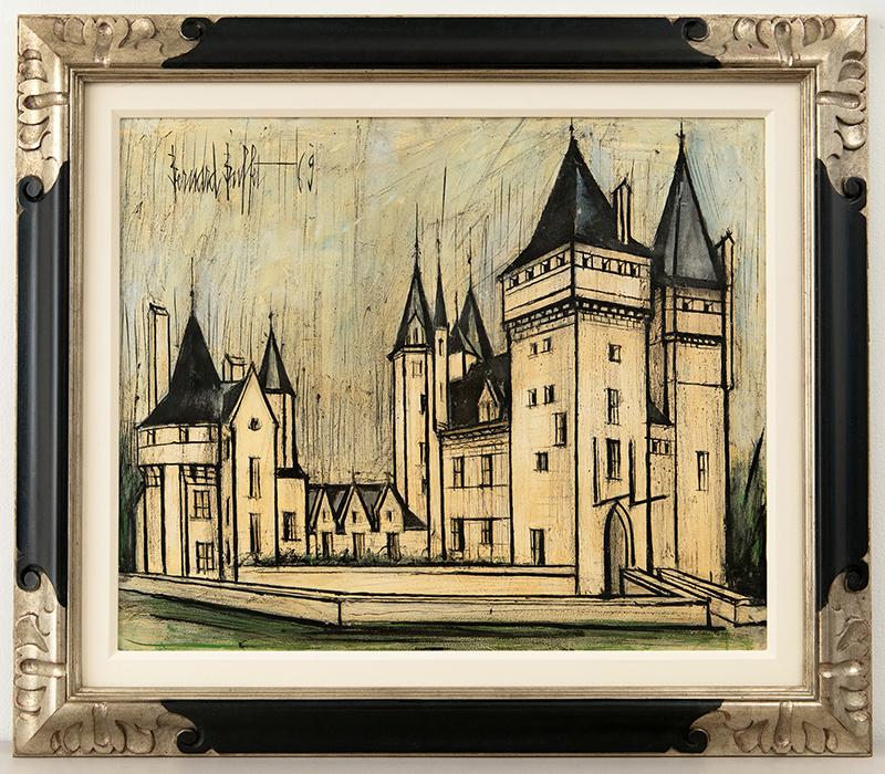 贝纳•毕费 - 绘画 - Chateau La Coudray Montpensier