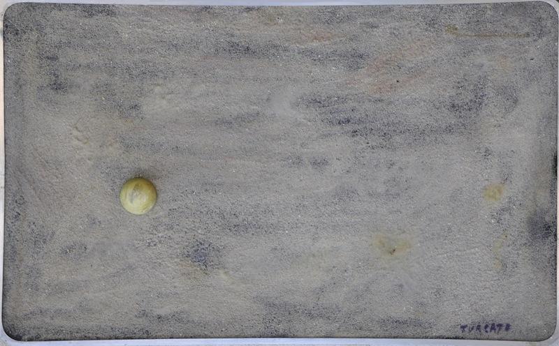 Giulio TURCATO - Gemälde - Cosmico
