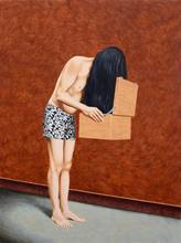 Erlend STEINER LOVISA - Pintura - Erlend 9 (Pandora's Box) (Cat N° 3672)