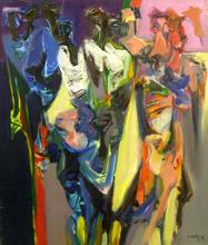 Philippe ARTIAS - Painting - Personaggi