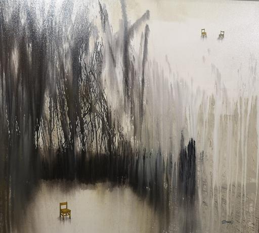 Arturo CARRIÓN - Pintura - I dialogue winter