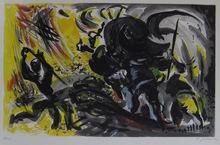 Édouard PIGNON - Grabado - GRAVURE 1962 SIGNÉE CRAYON NUM/125 HANDSIGNED NUMB ETCHING