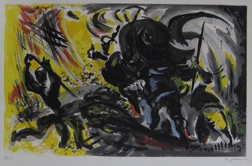 Édouard PIGNON - Print-Multiple - GRAVURE 1962 SIGNÉE CRAYON NUM/125 HANDSIGNED NUMB ETCHING