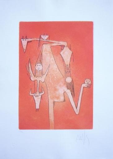 Wifredo LAM - Print-Multiple