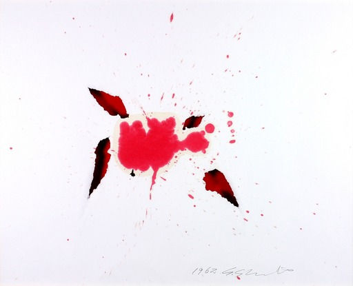 Shozo SHIMAMOTO - Pintura - Hole Esquisse