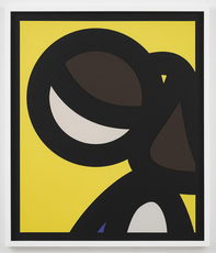 Julian OPIE - Estampe-Multiple - Paper Head 5