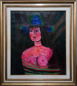 Bruno CASSINARI - Gemälde - Ada