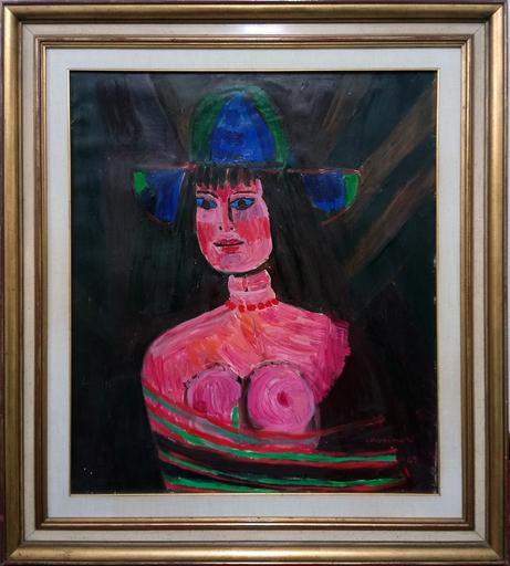 Bruno CASSINARI - Painting - Ada