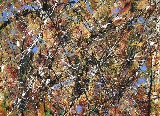Jean-Jacques MARIE - Gemälde - Composition A417
