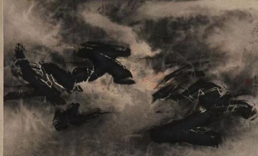 LIU Guosong - Pittura - Untitled