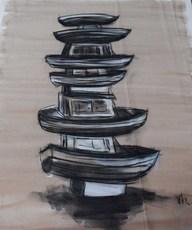 KCHO - Painting - No Title