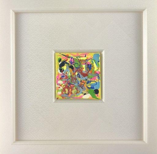 Nicole LEIDENFROST - Gemälde - Sonnenpunkte
