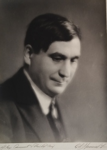 Gaston Lucien MANUEL - Photo - Jean THARAUD - Ecrivain - (1877 - 1952)